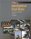 2009 Mechanical Cost Data