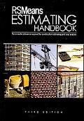 RS Means Estimating Handbook