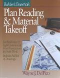 Plan Reading and Material Takeoff