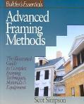Advanced Framing Methods Builders Essentials