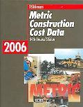 Metric Construction Cost Data 2006