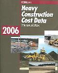 Heavy Construction Cost Data - RS Means Engineering - Paperback