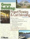 Green Building Project Planning & Cost Estimating