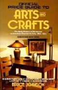 Official Price Guide to Arts and Crafts, 1993: The Early Modernist Movement in American Deco...