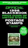 Official Blackbook Price Guide of U. S. Postage Stamps 1996