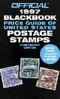 Official Blackbook Price Guide of U. S. Postage Stamps 1997