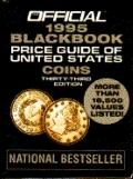 Official Blackbook Price Guide of United States Coins, 1995