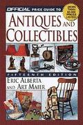 Official Price Guide to Antiques and Collectibles