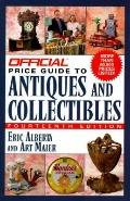 Official Price Guide to Antiques and Collectibles - Eric Alberta - Paperback