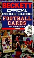 Official Price Guide to Football Cards, 15th Edition (Official Price Guide to Football Cards...