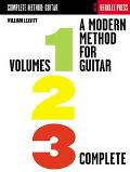 Modern Method for Guitar Volumes 1, 2, 3 Complete