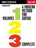 Modern Method for Guitar Volumes 1, 2, 3 Complete