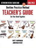 Berklee Practice Method Get Your Band Together Teacher's Guide