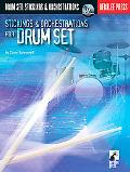 Stickings and Orchestrations for the Drum Set