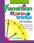 Transition Tips and Tricks for Teachers For Teachers