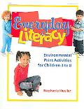 Everyday Literacy Environmental Print Activities For Young Children Ages 3 To 8