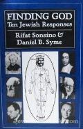 Finding God: Ten Jewish Responses - Rifat Sonsino - Hardcover