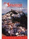 Spanish First Year: Review Text (New Edition) (Spanish Edition)