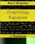 Graphology Explained A Workbook