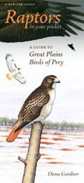 Raptors in Your Pocket A Guide to Great Plains Birds of Prey  Great for Hiking