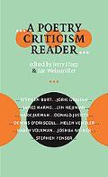 Poetry Criticism Reader