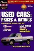 Edmund's Used Car Prices & Ratings 1996/Winter 1995 (Edmund's Used Cars & Trucks Buyer's Guide)