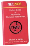 NEC 2005 Pocket Guide To Residential Electrical Installations