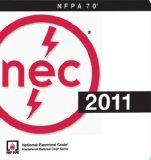 National Electrical Code 2011 (National Electrical Code (Looseleaf))