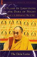 Flash of Lightning in the Dark of Night A Guide to the Bodhisattva's Way of Life