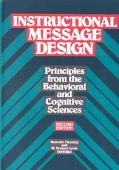 Instructional Message Design Principles from the Behavioral and Cognitive Sciences