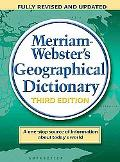 Merriam-Webster's Geographical Dictionary (Index)