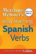 M-W's Easy Learning Spanish Verbs (Spanish Edition)