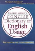 Merriam-Webster's Concise Dictionary of English Usage