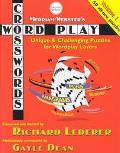 Merriam-Webster's Word Play Crosswords