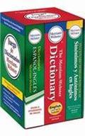 Juego de Diccionarios Merriam-Webster
