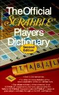 The Official Scrabble Players Dictionary - Merriam-Webster - Mass Market Paperback
