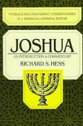 Joshua An Introduction and Commentary