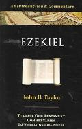 Ezekiel An Introduction and Commentary