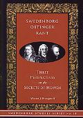 Swedenborg, Oetinger, Kant Three Perspectives on the Arcana Coelestia
