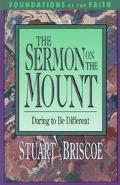 Sermon on the Mount: Daring to Be Different