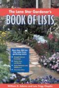 Lone Star Gardener's Book of Lists