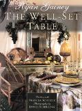 Well-Set Table