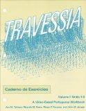 Travessia 1 Workbook Portuguese