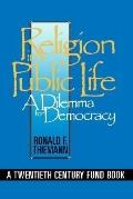 Religion in Public Life A Dilemma for Democracy