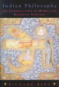 Indian Philosophy An Introduction to Hindu and Buddhist Thought