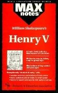 Maxnotes Henry V