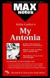 My Antonia (MAXNotes Literature Guides)