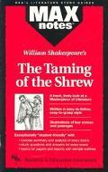 Maxnotes the Taming of the Shrew