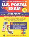 Best Test Preparation for the U.S. Postal Exams Entrance Test Battery 470 & Rural Carrier Te...