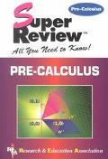 Pre-Calculus Super Review